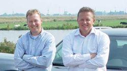 Richard de Jong & Roberto Spoelstra